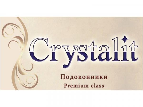 "Подоконники от фирмы ""Crystalit"""